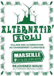 Collectif Vélos en Ville Marseille Alternatiba'ïoli 27 juin 2015